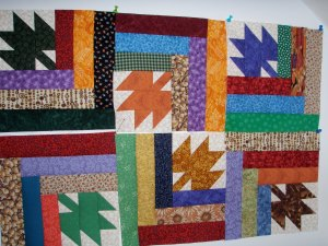 Fall Quilt Blocks
